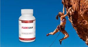 Flenisan cápsulas para reducir el dolor muscular y articular